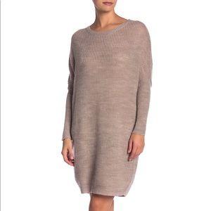 Solutions! Dresses - Solutions Dolman Sleeve Sweater Dress NWT sz. M